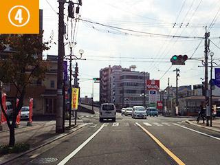 アクセス(西広島バイパス方面)4