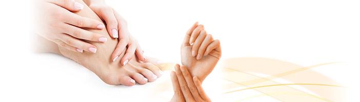 手足のしびれイメージ